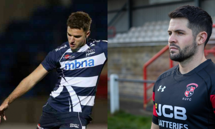 Head coach duo 'bring buzz back' after tough times for Huddersfield YMCA