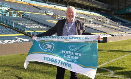 Cancer, Paul McCartney, Leeds United & how wife's 'bullying' saved my life