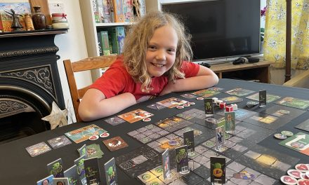 Cora, 8, smashes it with home-schooling board game CoraQuest