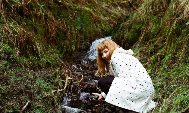 Sound artist Hayley Suviste plays hcmf//