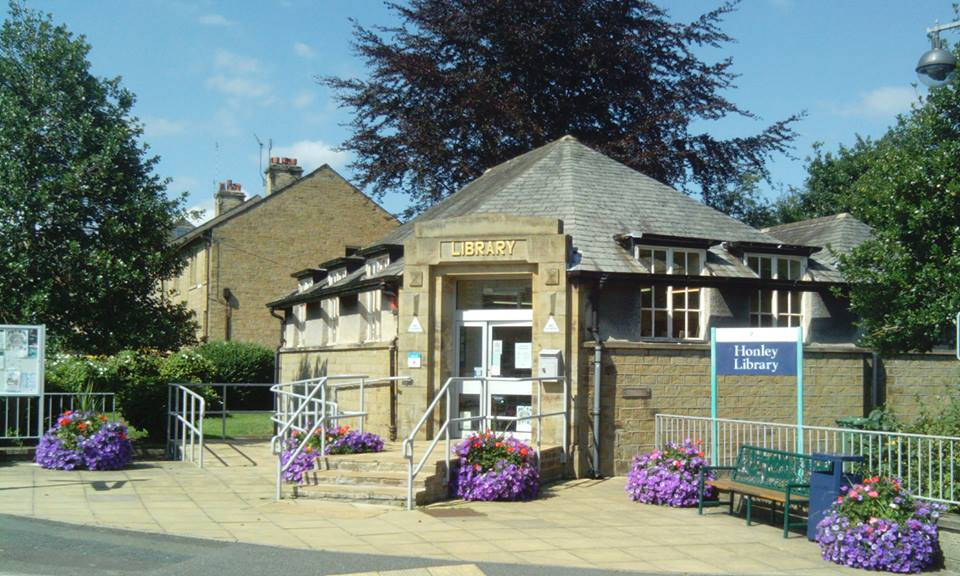 Honley Library handed to community volunteers