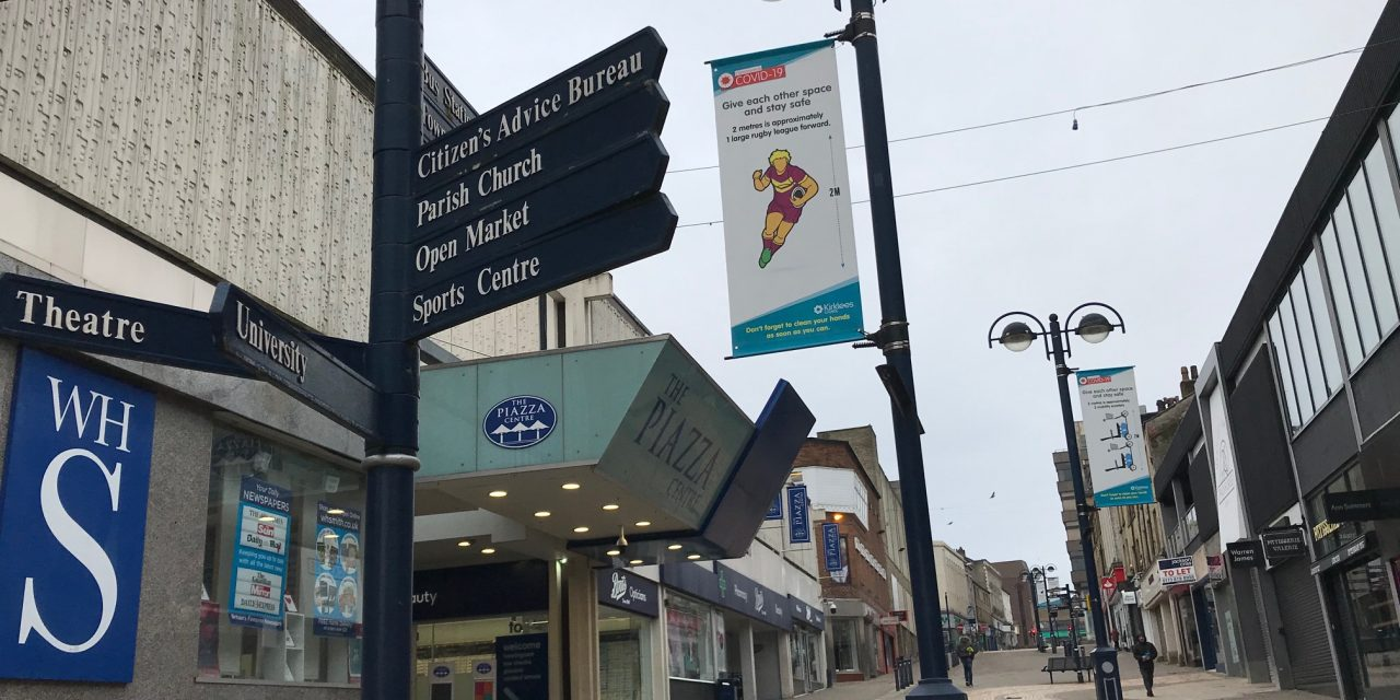 Council to fund BID levy for town centre businesses