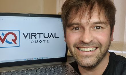 Karl Deitch trades up with Virtual Quote website