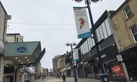'Town centre footfall down 78% – but we'll be back'