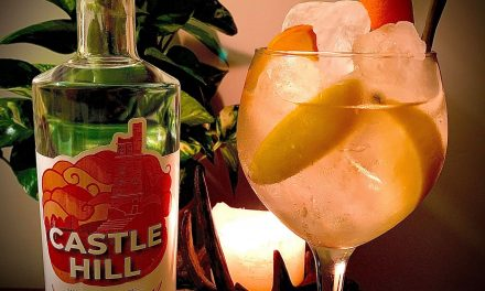 Castle Hill Gin and tea – a perfect combination