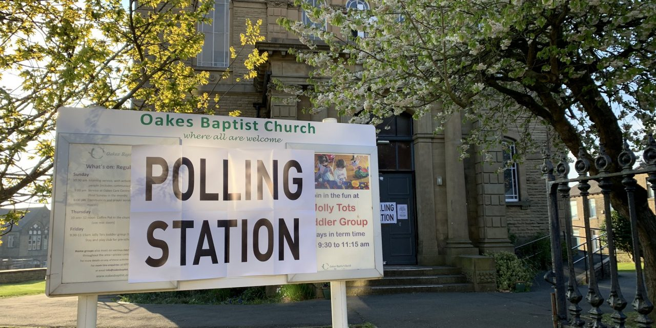 When the Kirklees Council election results will be announced