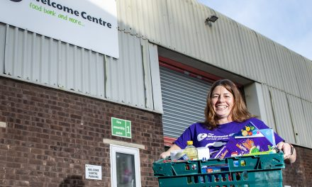 Urgent plea from Welcome Centre food bank