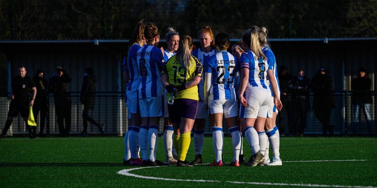 HUDDERSFIELD TOWN WOMEN COULD BE HISTORY MAKERS IF COVID-HIT SEASON RESTARTS