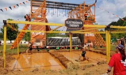Muddy marvellous idea to get people fit after lockdown