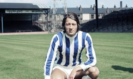 Football and dementia: 'Sometimes we'd hug and he'd ask who I was' Geoff Hutt on Huddersfield Town legend Frank Worthington