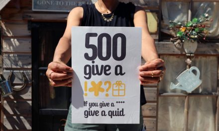 Give a quid and give a ****