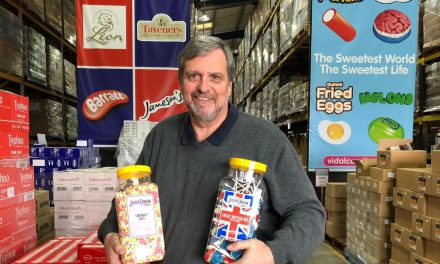 Andy Needham wages war on food waste