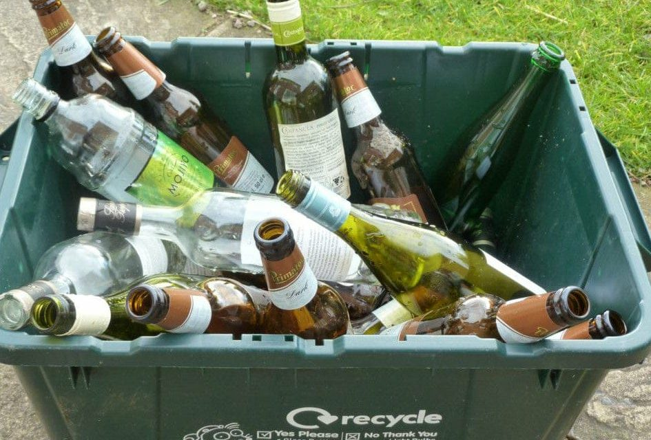 Doorstep glass collections return – by public demand