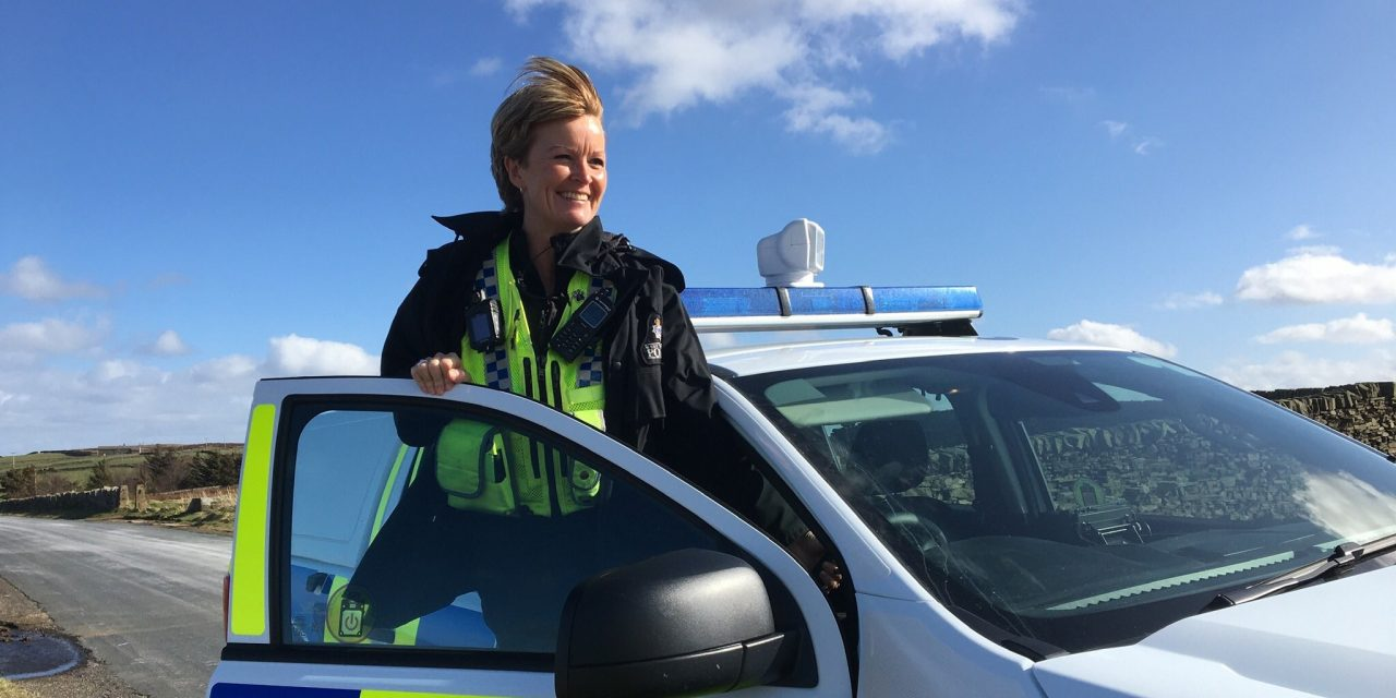 PC Caroline Newsome: wildlife crime, badgers & me