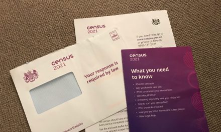 You know it makes Census