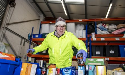 HTSA backs Welcome Centre food bank appeal