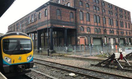 Huddersfield Railway Station plans 'back on track'