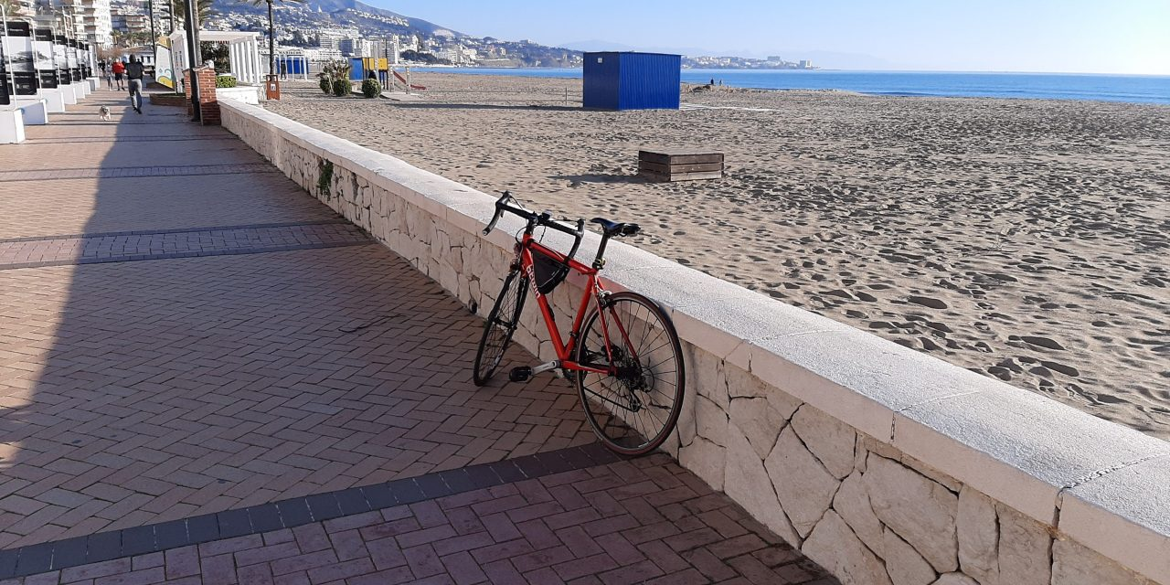 Life's a (deserted) beach in Spain – latest from ex-pat Brian Hayhurst