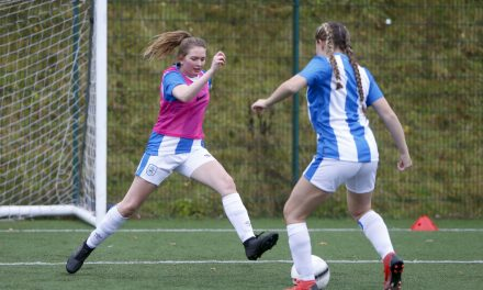 Open training sessions for Huddersfield Town Foundation's Women's Football Academy