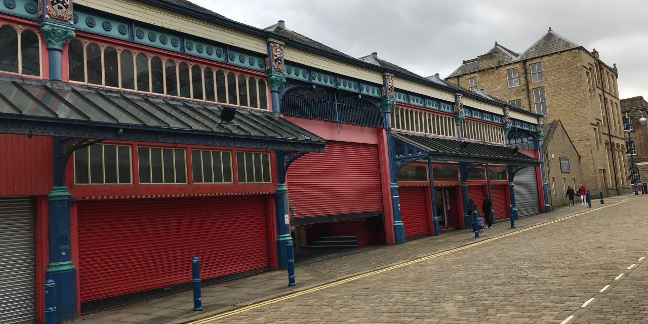 Revamped £18m Huddersfield Market will be a place to eat and meet not just browse and shop