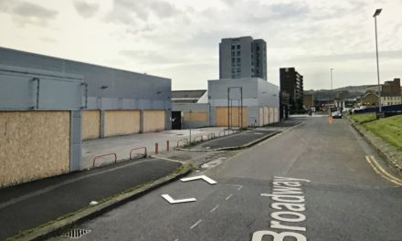New police HQ for vacant car showroom site
