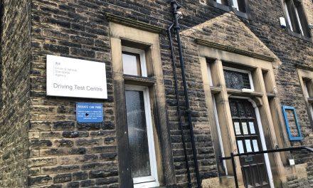 Uncertain future for Huddersfield Test Centre