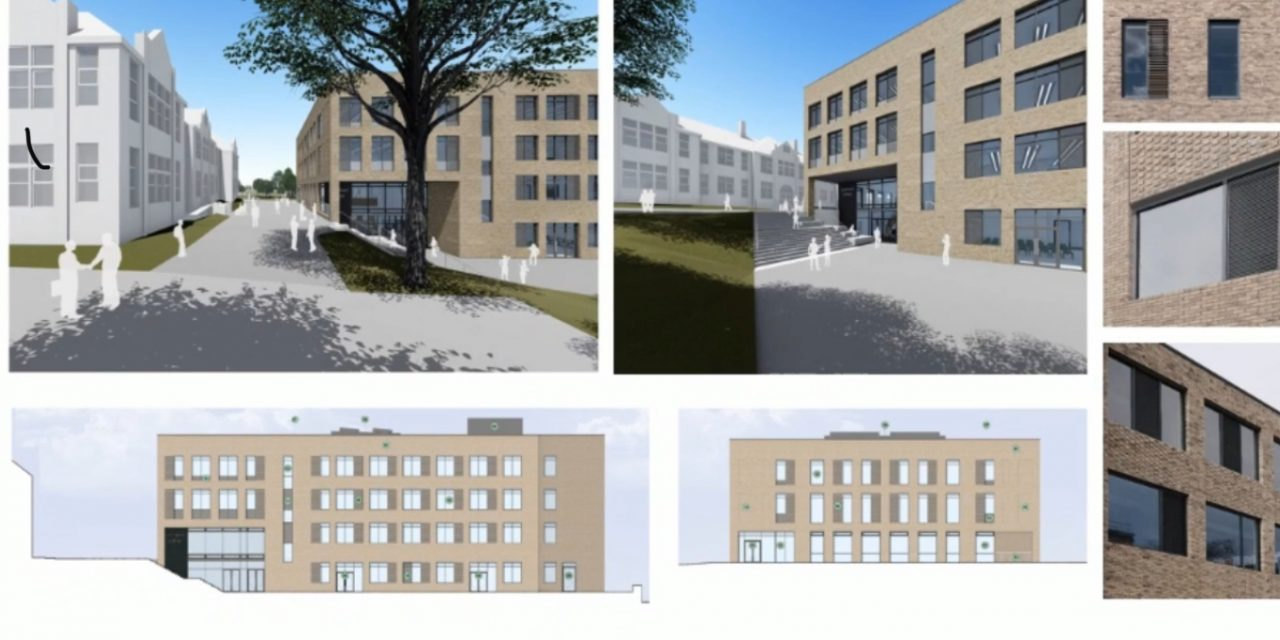 'Brick box' Greenhead College design needs more 'flair and ambition'