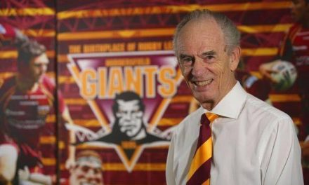 Ken Davy saves Huddersfield YMCA complex and plans 'world class' sporting facilities