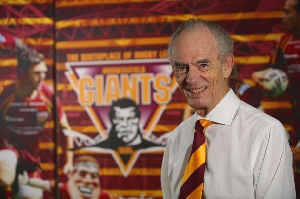 Ken Davy elected Super League interim chairman