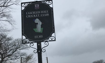 Lascelles Hall Cricket Club wants new clubhouse in time for bi-centenary