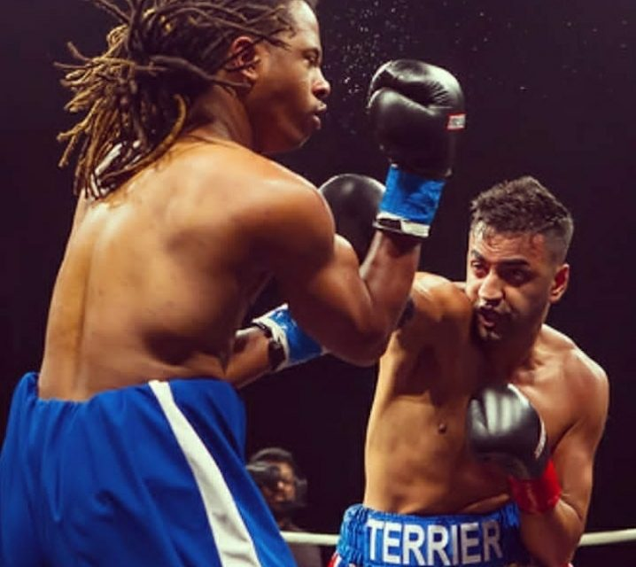 Fes Batista's dream fight night – live at the John Smith's Stadium in downtown Huddersfield
