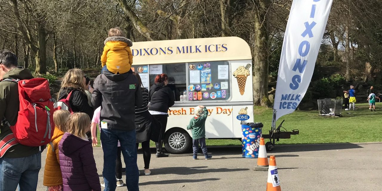 Dixons ice cream man 'let down' by Kirklees Council