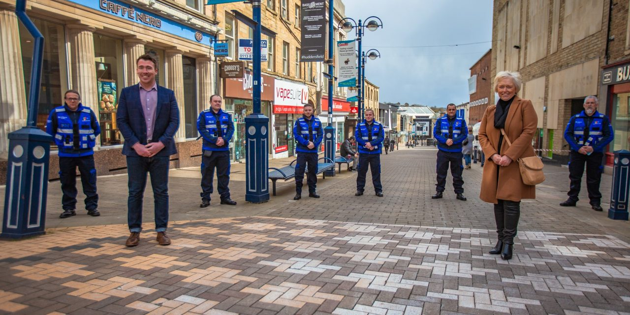 Town centre ready to welcome to you back