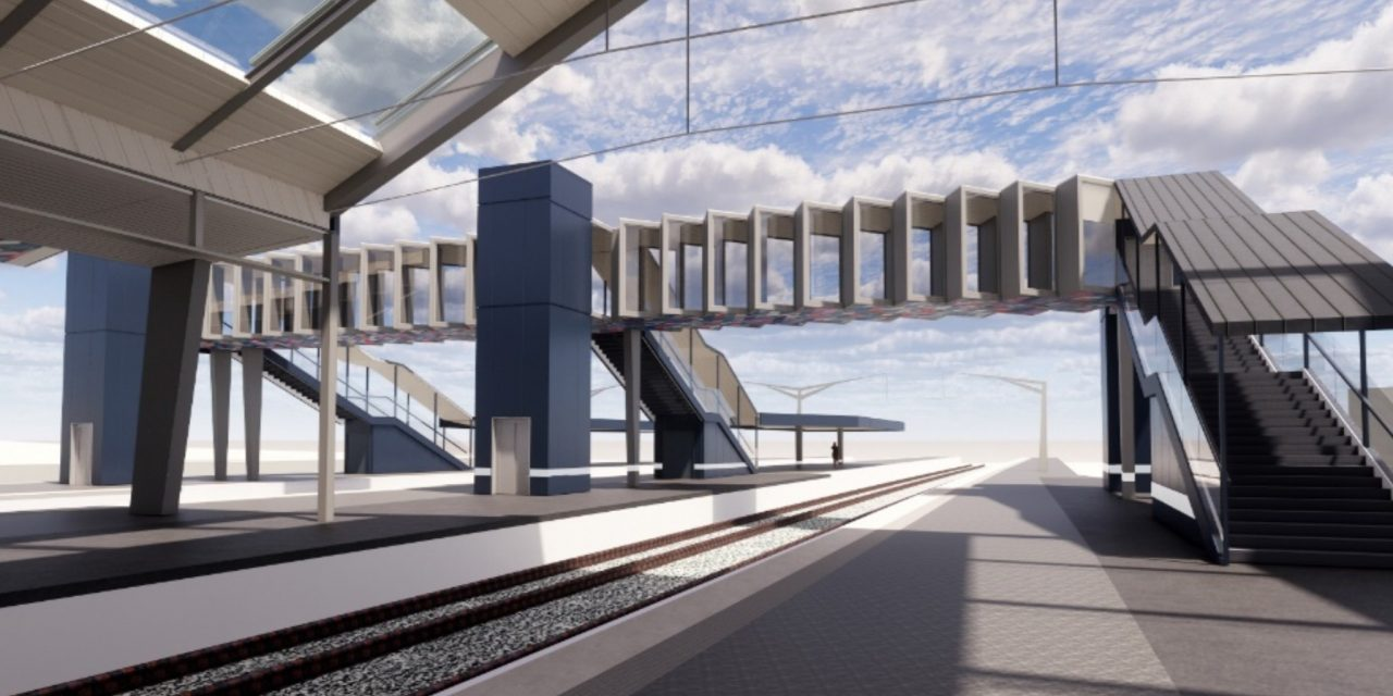 Councillors like new-look railway station but warn of massive disruption caused by £1bn electrification plan
