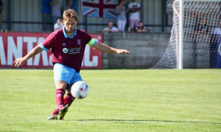 Jamie Price is right to target another promotion for Emley AFC