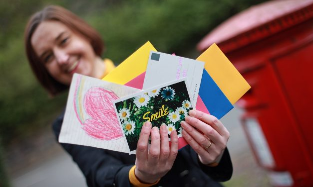 You got mail! How Lubrizol has helped Give A Few Words go global and deliver kindness through the post