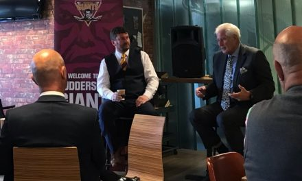 Giants interim chairman Keith Hellawell on Huddersfield YMCA, Aussie stars and growing up in poverty