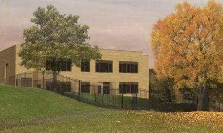 Work starts on King James's School extension
