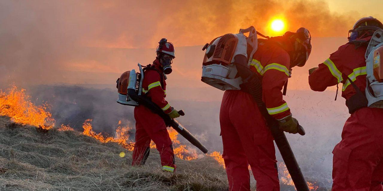 Marsden Moor fire: Illegal and irresponsible
