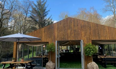 The Woodman Inn has been re-imagined for the post-Covid world