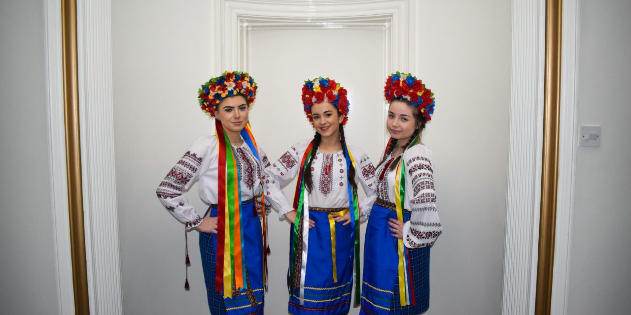 Pride and passion of Huddersfield's thriving Ukrainian community