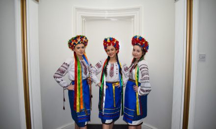 Pride and passion of Huddersfield's thriving Ukrainian community