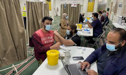 Twilight vaccination clinic at Birkby mosque helps jab take-up during Ramadan