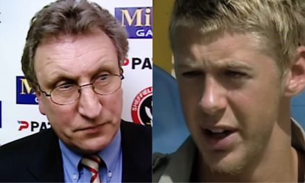 Nice touch as Neil Warnock sends video message to mark Jon Stead's retirement