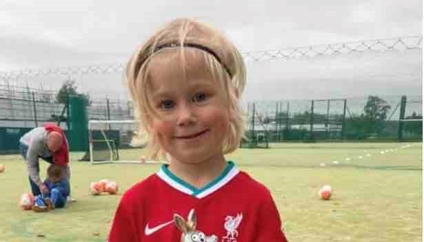 Football family rallies to help Alfie Fagan, 5, who is battling leukaemia