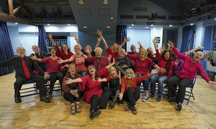 Far Cry acapella release sing-from-home video to mark Mental Health Awareness Week