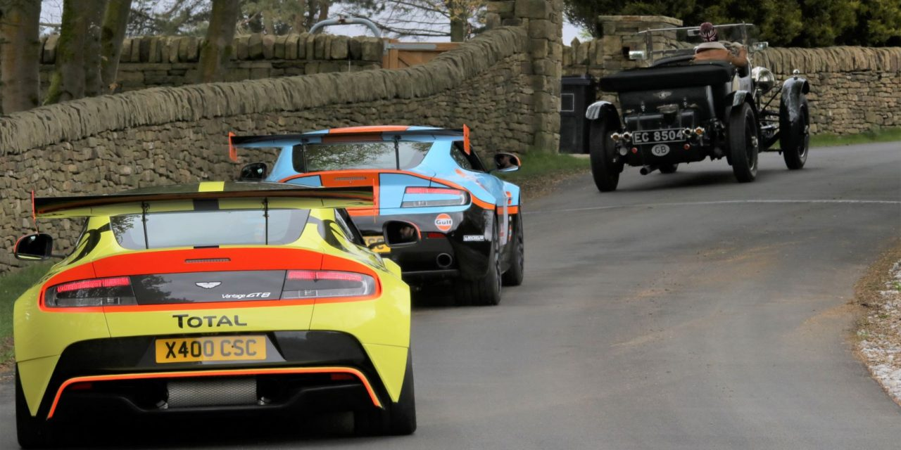 Covid tests mandatory for Yorkshire Motorsport Festival