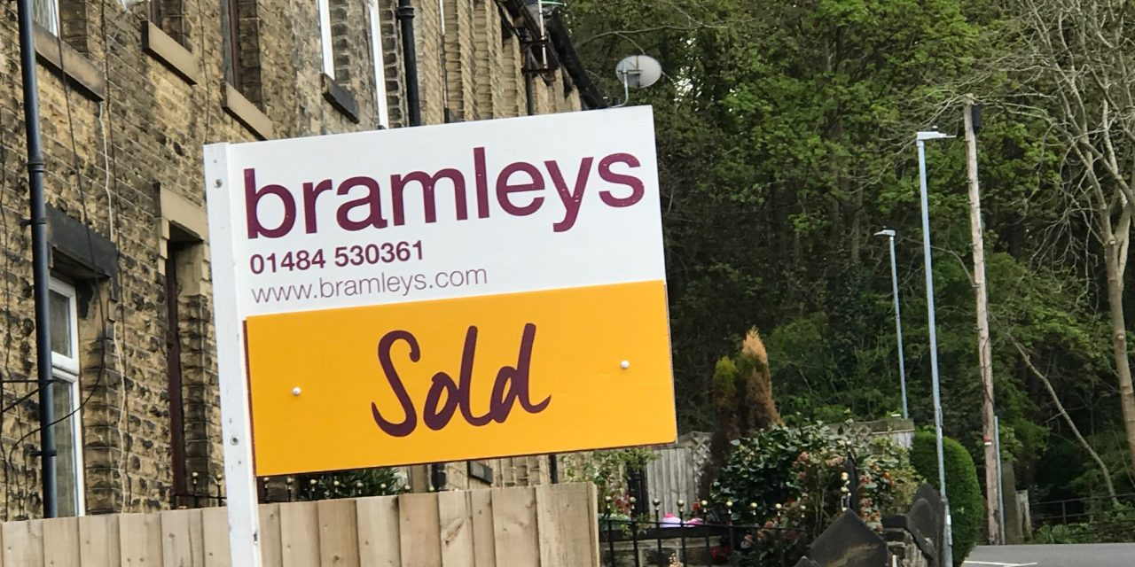 'Frenzy' in housing market as 'perfect storm' sees Huddersfield house prices soar