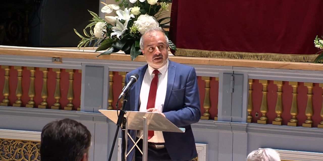 Shabir Pandor re-elected leader of Kirklees Council