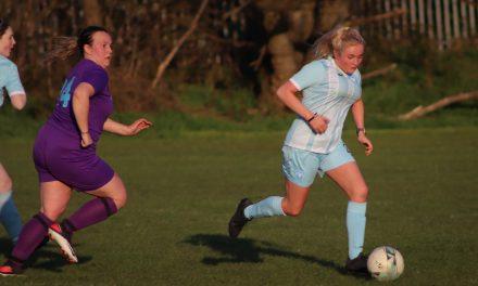 Huddersfield Amateur FC Ladies keep the Faith as Jordyn Chasiak-Pratt moves on